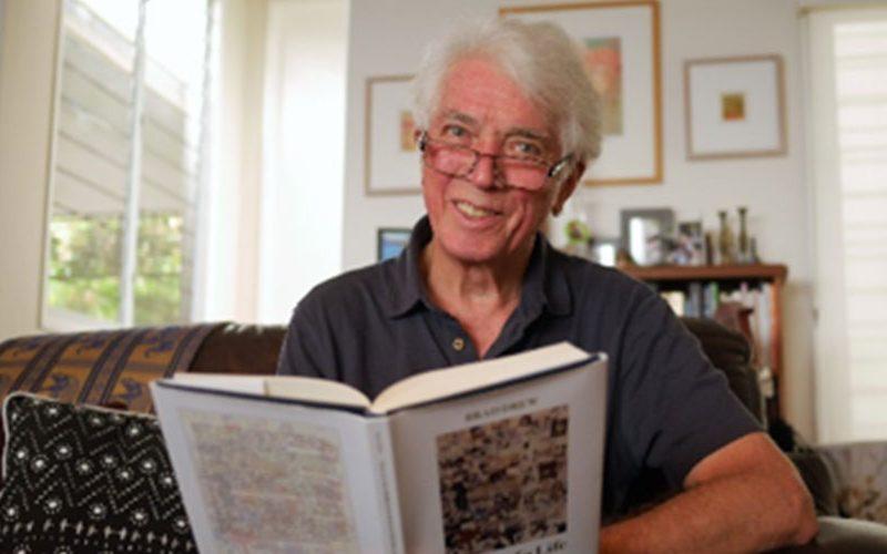 Traces of A Life – Author Brad Drew