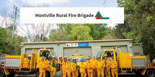 Montville Rural Fire Brigade – Update
