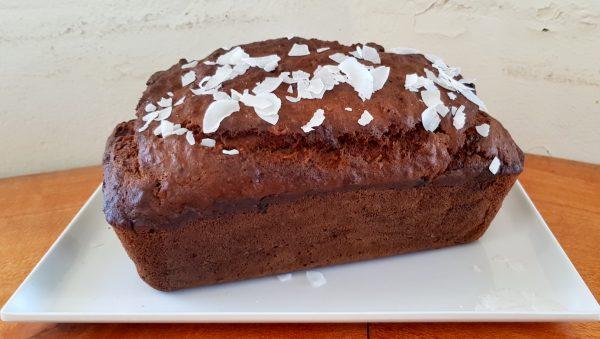 A Christmas Recipe – Banana Cranberry Coconut Bread