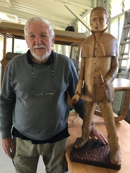 Tom Black – artist in wood