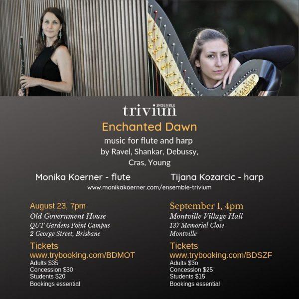 Ensemble Trivium at the Montville Village Hall
