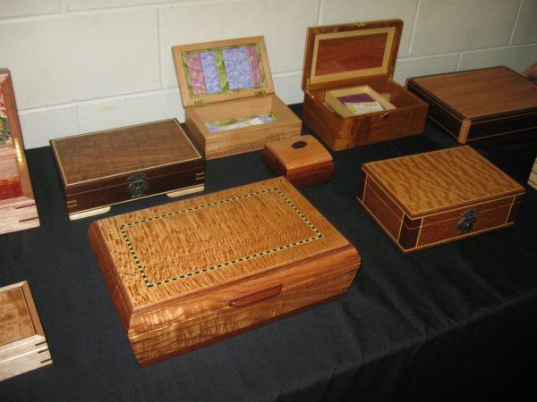 Blackall Range Woodcrafters Guild – update